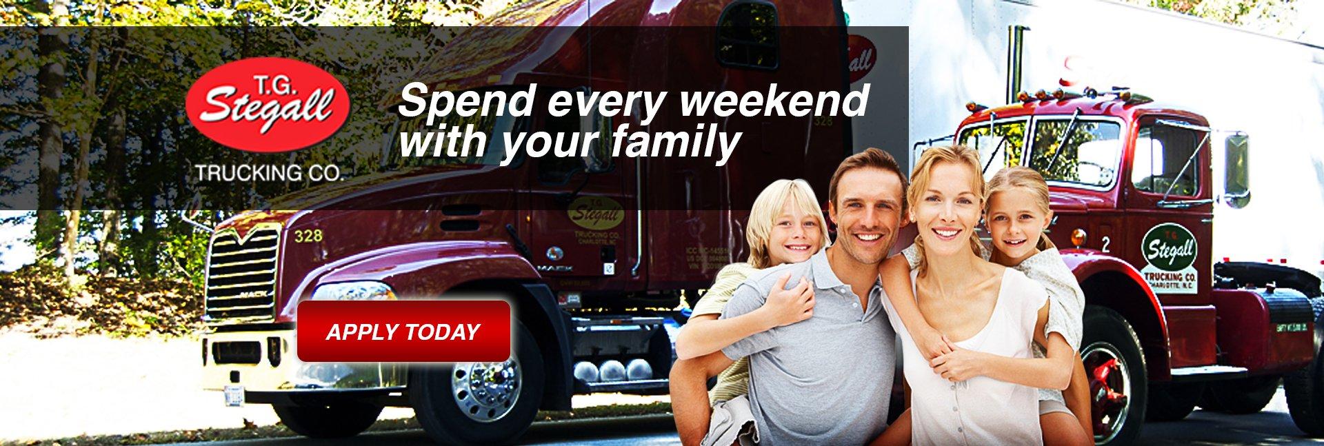 trucking job, trucking companies hiring drivers, CDL driver jobs, Charlotte NC